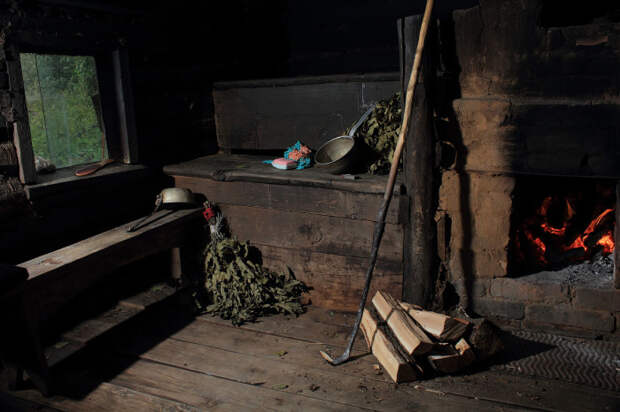 Печи были всегда. |Фото: fotokto.ru.