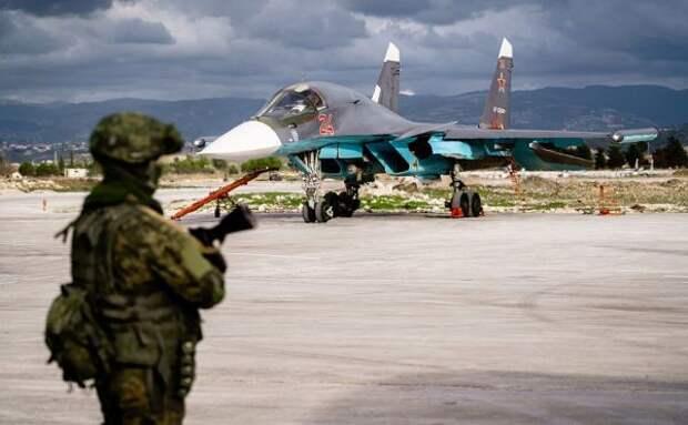 Российскую базу Хмеймим атаковали боевики вСирии