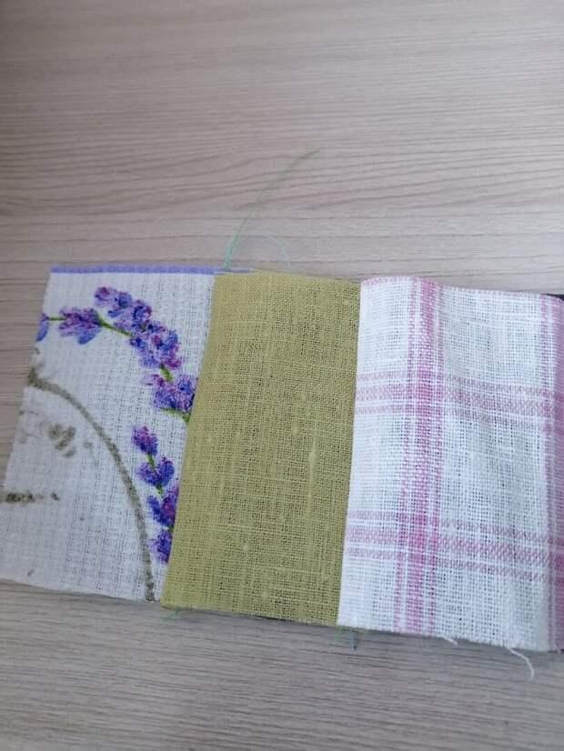 Корзинки из ткани на любой вкус