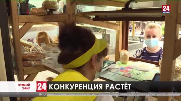 В Ялте зафиксировали рекордное количество желающих установить торговые точки. Какие к ним будут требования?