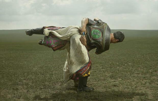 «Монгольская борьба— это как идти навойну»