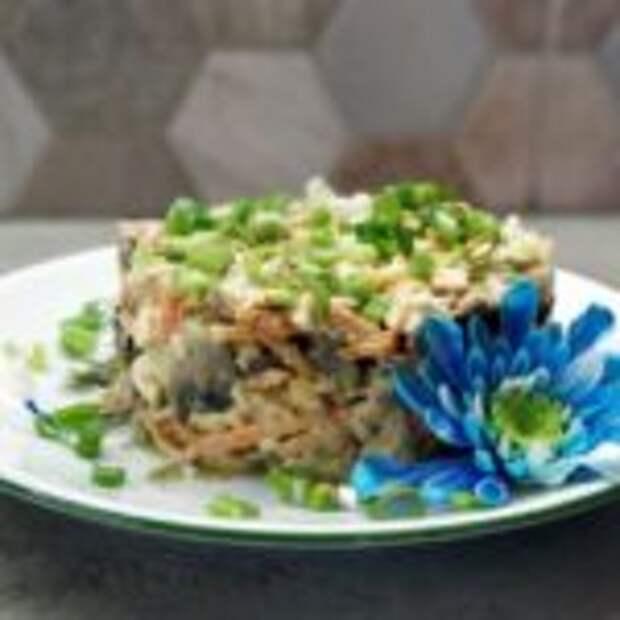 Салат из шампиньонов и моркови по-корейски. Сохрани и используйте этот рецепт!