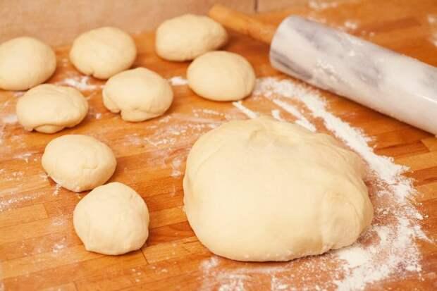 Как сделать тесто для пирожков
