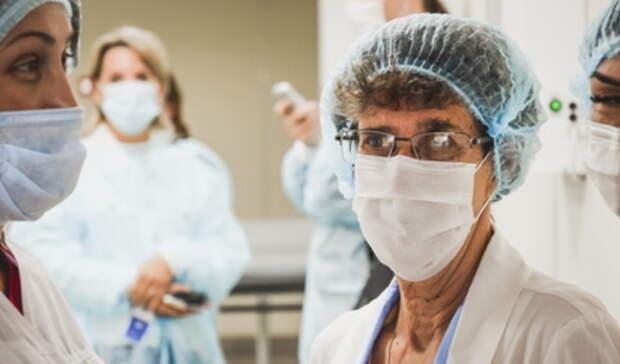 Заслуженные свердловские врачи начнут получать поодной тысяче рублей ежемесячно