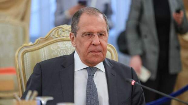 Лавров заявил об ответе России на недружественные шаги Евросоюза