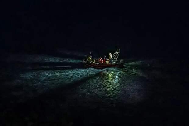 Что нашла международная исследовательская группа в темноте арктической ночи
