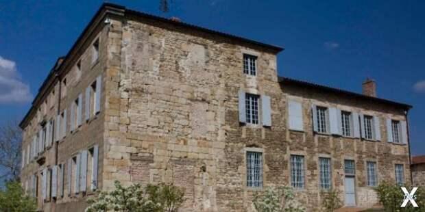 Уклонение от налога на окна в замке C...