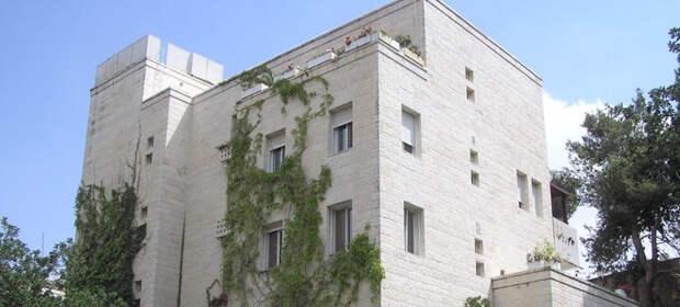 Проклятый дом в Иерусалиме