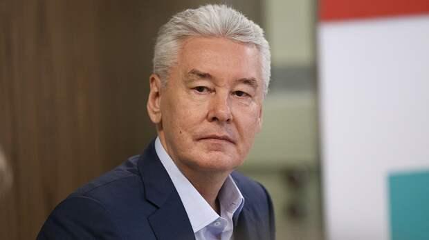 Собянин занял первое место в списке самых влиятельных глав регионов РФ