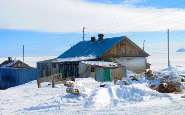 Путешествие в чукотское село Янск путешествие, чукотка