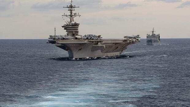 ВМС США приступают к крупнейшим за 40 лет маневрам в 17 часовых поясах
