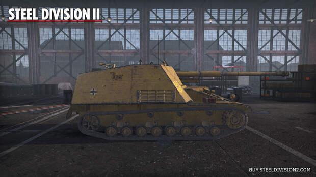 Steel Division Гайд №1.2 Танки и бронетехника.