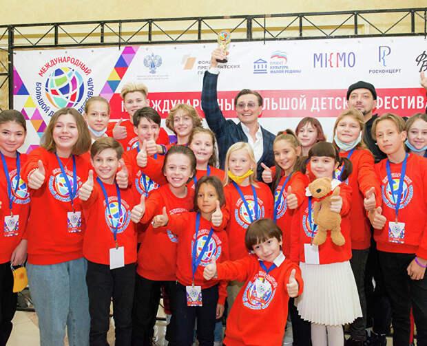 Большой детский фестиваль в Севастополе: расписание спектаклей и фильмов