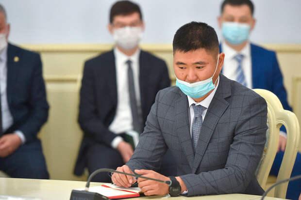 Министра в Киргизии задержали из-за взятки спустя 15 дней после назначения