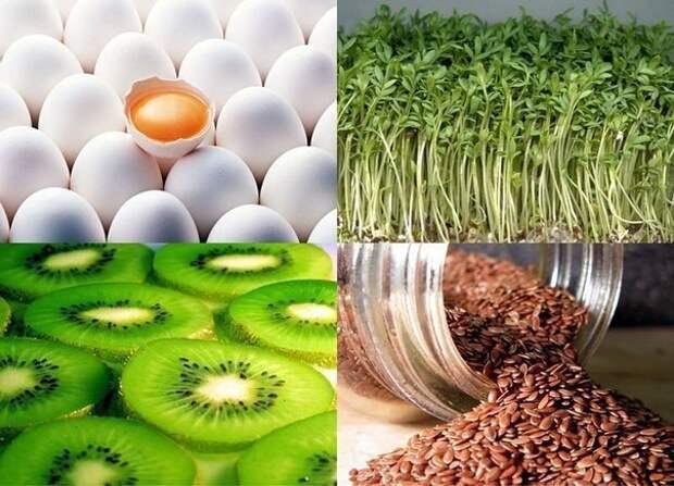 8 лучших продуктов для красоты!