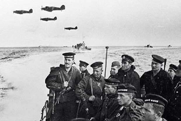 Черная смерть – как морская пехота освобождала Мариуполь от нацистов