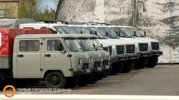 В лесничества Ямала закупили новую технику и оборудование для тушения лесных пожаров