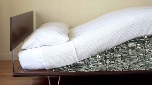 Купцикевич: сейчас доллары под подушкой хранить нестоит