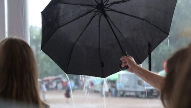 Май 2021 года окажется самым дождливым для Петербурга за 140 лет