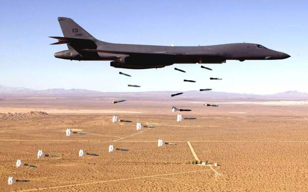 Ядерная триада. Стратегические бомбардировщики