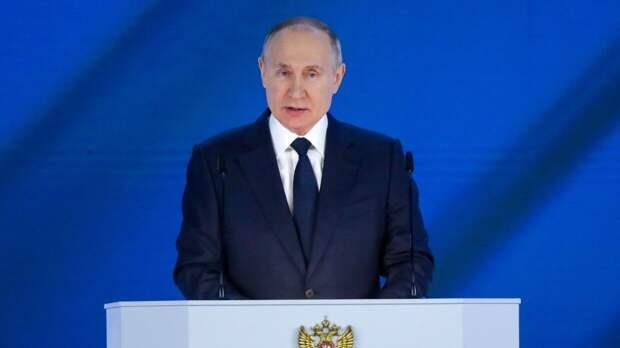 Путин внес законопроект о денонсации Договора по открытому небу