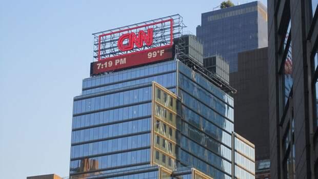 СМИ сообщили о намерениях владельца CNN и HBO провести слияние с Discovery