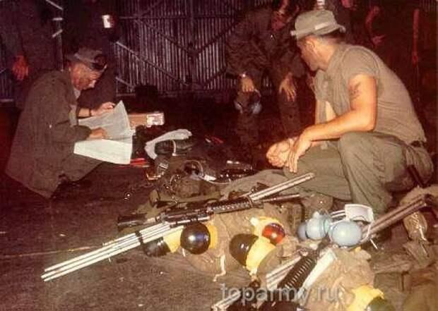 """К началу августа 1970 года, разве что спецназ """"Зеленые береты"""" мог справиться с таким заданием"""