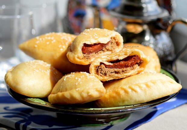 Алжирские пирожки