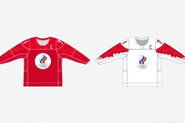 Международная федерация хоккея утвердила форму сборной РФ на ЧМ в Риге
