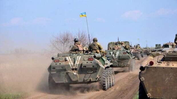 На Украине рассказали, какое условие отделяет ВСУ от наступления на Донбасс