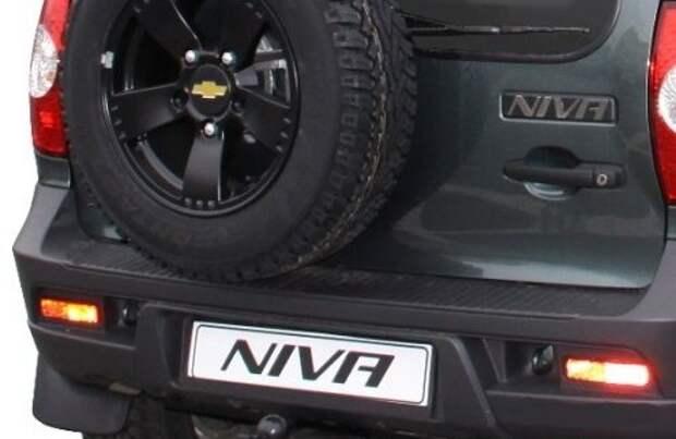 На Московском автосалоне GM-АВТОВАЗ представит концепт новой Chevy Niva