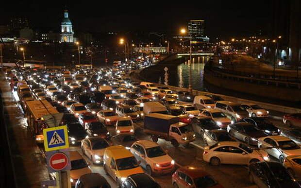Составлен рейтинг городов мира по продолжительности пробок: Москва – вторая!