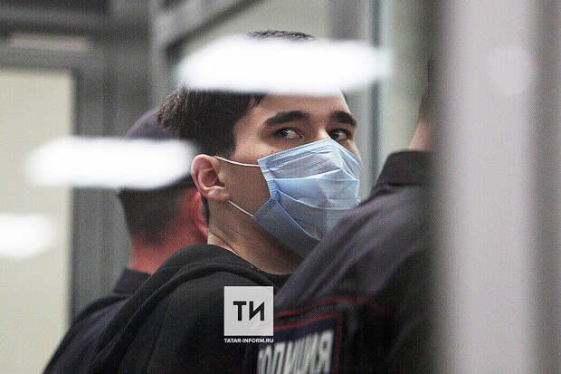Психиатр раскрыл диагноз устроившего стрельбу в школе студента