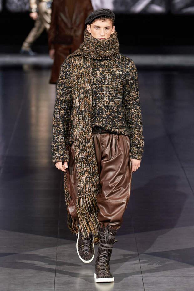 Dolce&Gabbana/@vogue.ru/