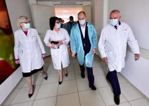 Ситуация с коронавирусом на Украине ухудшается