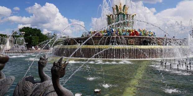 Сергунина: Москвичи выберут любимые музеи и тематические зоны ВДНХ