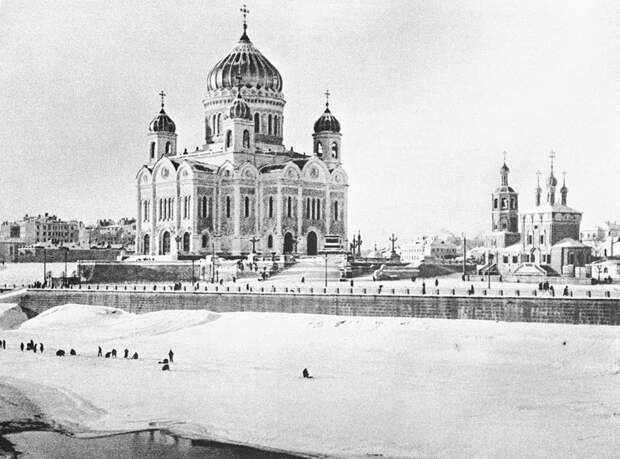 Москва в первые годы советской власти (ФОТО)