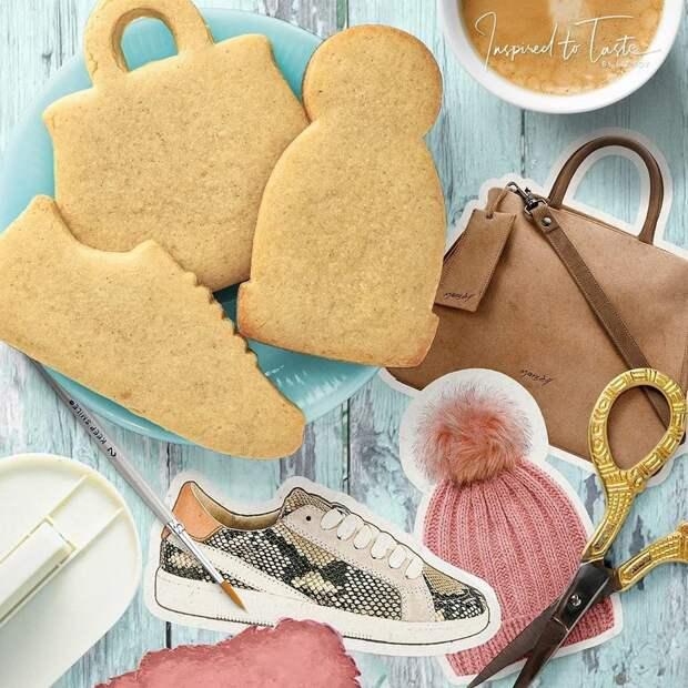 Ее печенье более стильное, чем одежда большинства из нас: 25 кулинарных изысков от «сладкого дизайнера» Лиз Джой, фото № 9