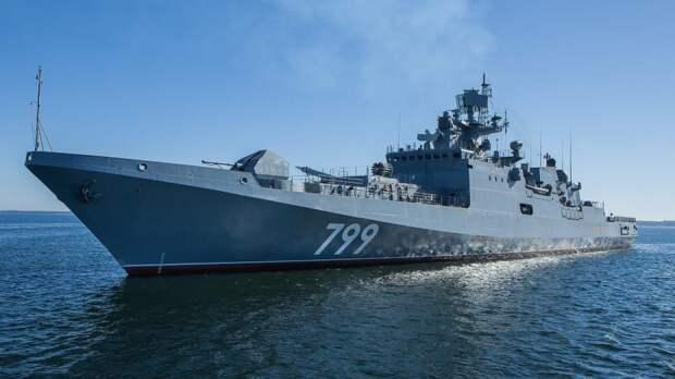 NI рассказал об опасности ВМФ России для флота США в Черном море