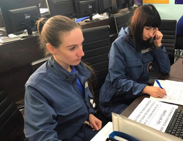 Психологи МЧС Крыма приняли более тысячи звонков по поводу COVID-19