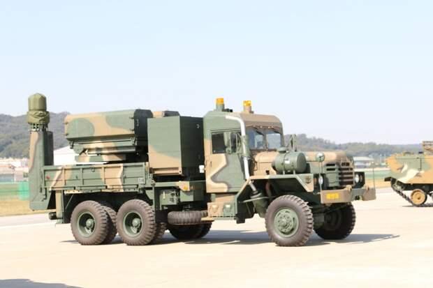 Южнокорейский ракетный комплекс Bigung