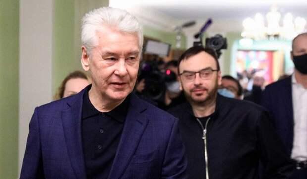 Собянин объявил о смягчении ограничений по COVID-19 в Москве – подробности
