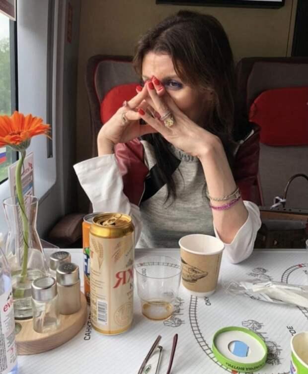 Экс-супруга Аршавина попросила прощения у семьи и попрощалась со всеми