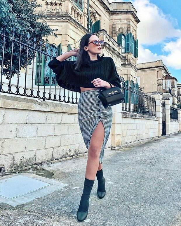 Трендовые юбки осень-зима 2020-2021
