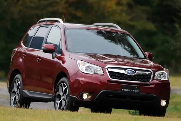 Subaru Forester IV 2.0d