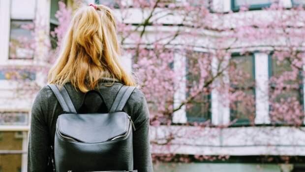Петербургская школьница сбежала из дома после ссоры с родителями