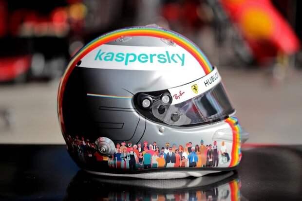 Немецкие пилоты Формулы 1 самые толерантные в мире