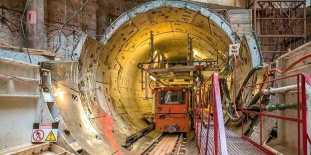 Депутат Мосгордумы Орлов отметил высокие темпы строительства метрополитена в столице