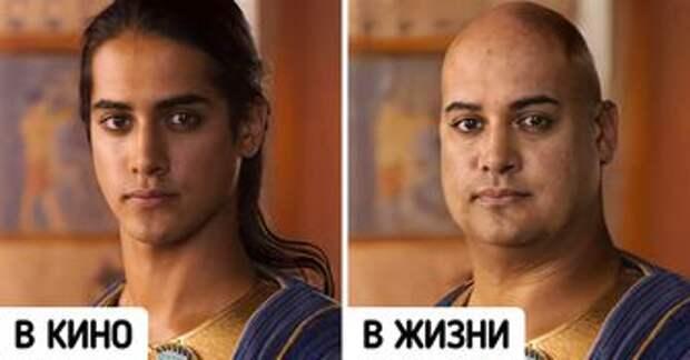 6 мифов о Древнем Египте, которые прочно застряли в наших головах благодаря кино