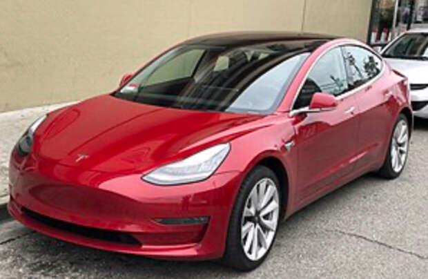 Электрокары Tesla с пробегом продают в США дороже новых